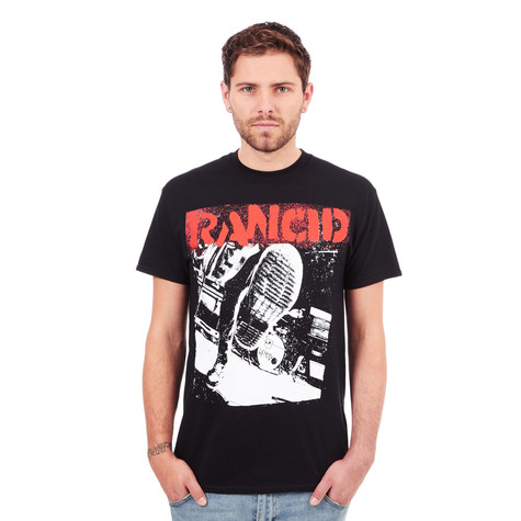 Rancid - Boot T-Shirt