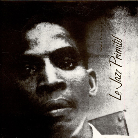"""Rupert Clemendore And John """"Buddy"""" Williams - Le Jazz Primitif From Trinidad"""
