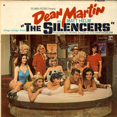 "Dean Martin - OST As Matt Helm Sings Songs From ""The Silencers"""
