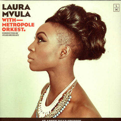 Laura Mvula With Metropole Orchestra - Live With Metropole Orkest