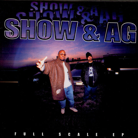 Showbiz & A.G. - Full Scale EP