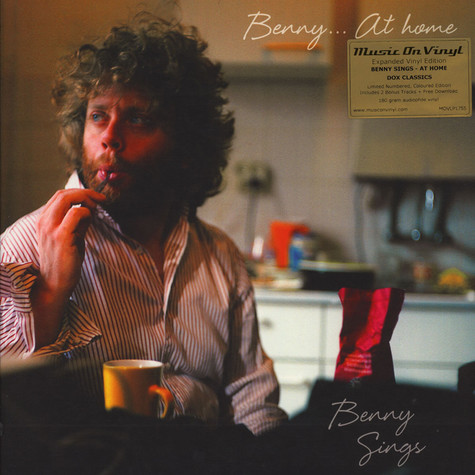 Benny Sings - Benny … at Home Expanded Red / White Vinyl Edition
