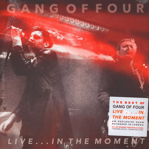 Gang Of Four - Live...in The Moment