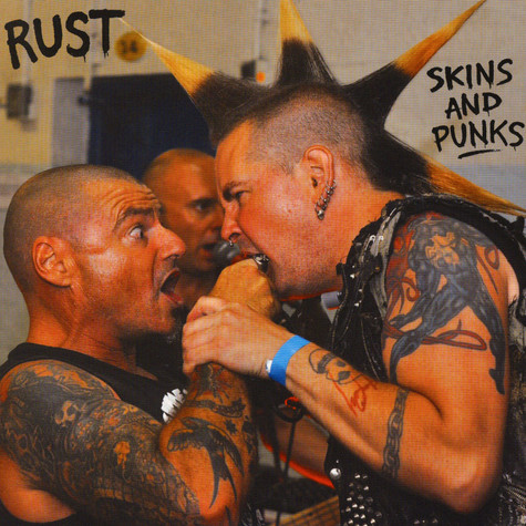 Rust - Skins And Punks