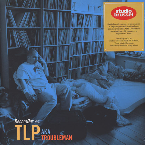 TLP Aka Troubleman - Record Box #1