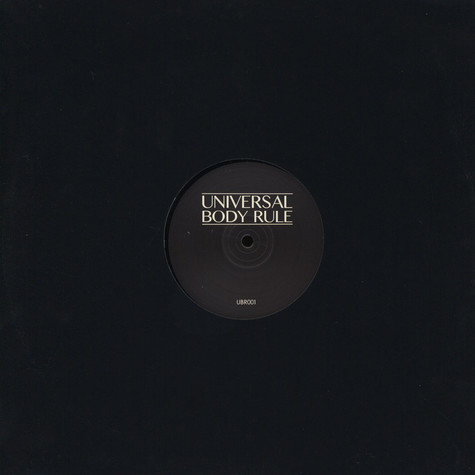 Unknown - Universal Body Rule