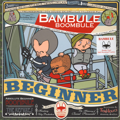 Beginner (Absolute Beginner) - Bambule: Boombule - The Remixed Album