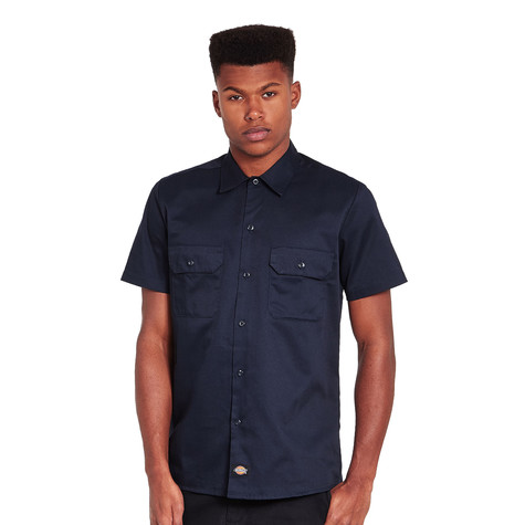 Dickies - Short Sleeve Slim Work Shirt