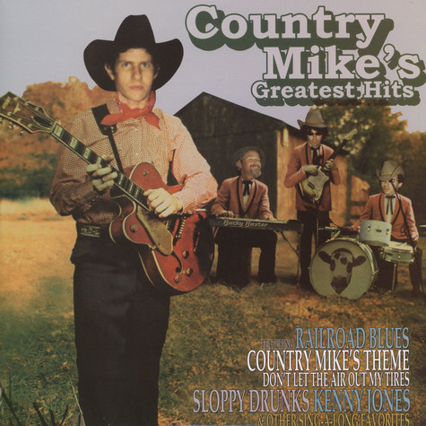 Country Mike - Greatest Hits