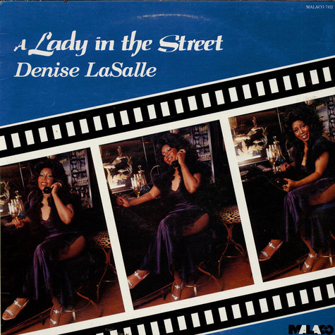 Denise LaSalle - A Lady In The Street