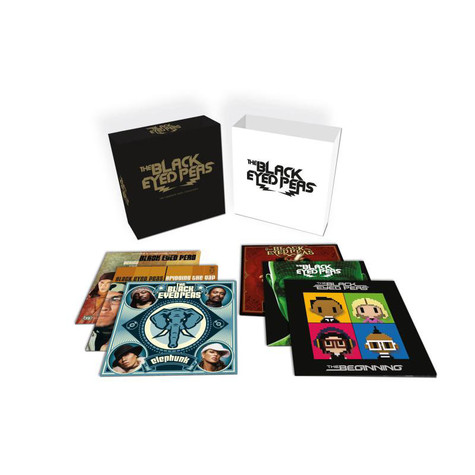 Black Eyed Peas, The - The Complete Vinyl Collection Box