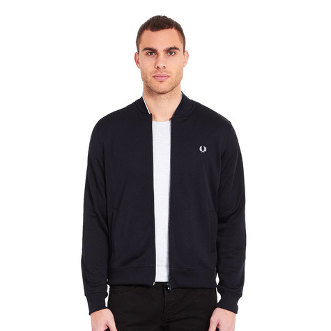 Fred Perry - Bomber Neck Track Jacket