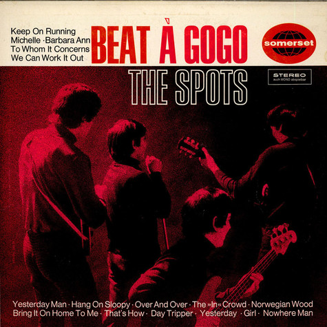 The Spots - Beat A Gogo