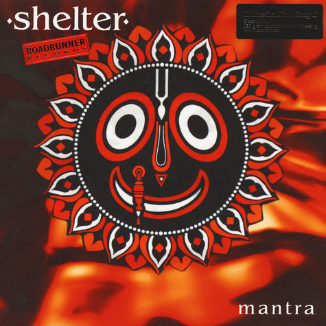 Shelter - Mantra Black Vinyl Edition
