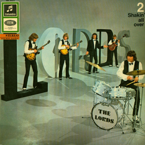 The Lords - The Lords II Shakin' All Over