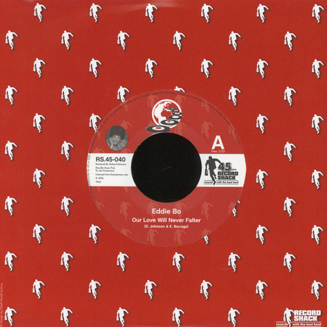 Eddie Bo - Our Love (Will Never Falter) / From This Day On