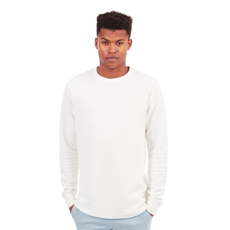 Wemoto - Melton Reversed Sweater