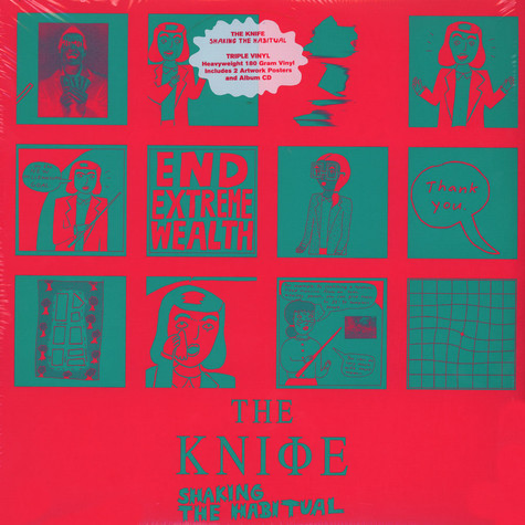 Knife, The - Shaking The Habitual Super Deluxe Edition