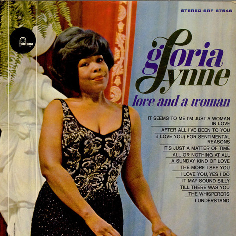 Gloria Lynne - Love And A Woman