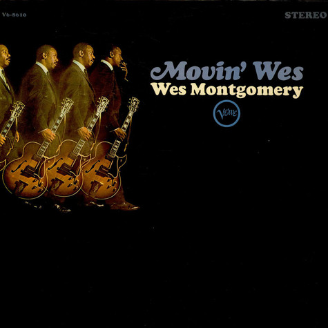 Wes Montgomery - Movin' Wes