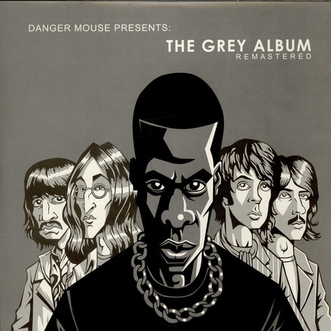 Danger Mouse - The Grey Album