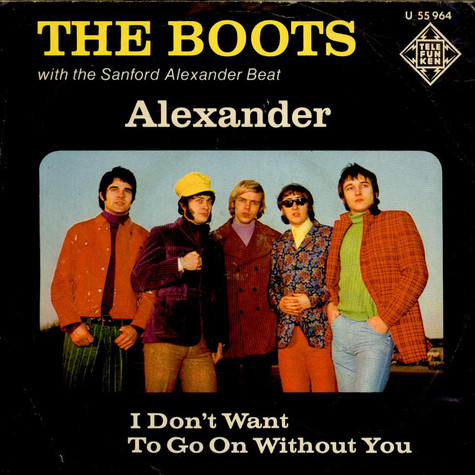 Boots, The With Sanford Alexander Beat, The - Alexander