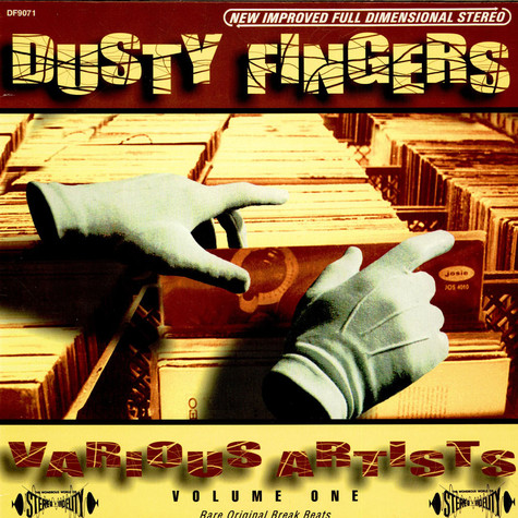 V.A. - Dusty Fingers Volume One