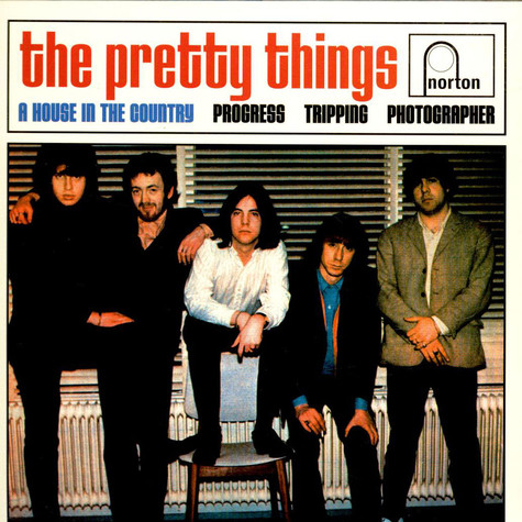 Pretty Things, The - A House In The Country