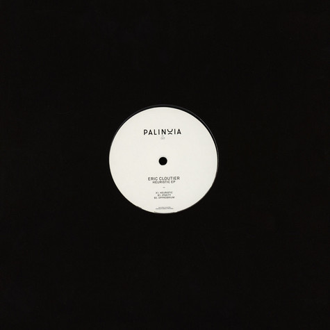 Eric Cloutier - Heuristic EP