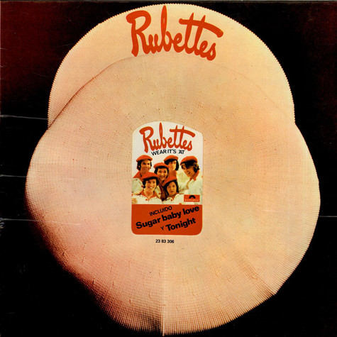Rubettes The Wear It S At Vinyl Lp 1974 Es