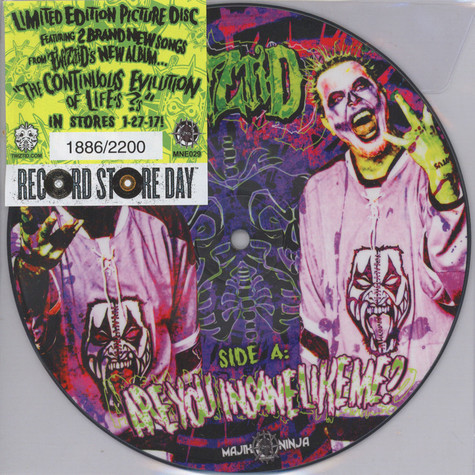 Twiztid - Are You Insane Like Me