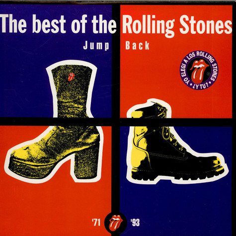 Rolling Stones, The - Jump Back (The Best Of The Rolling Stones '71 - '93)