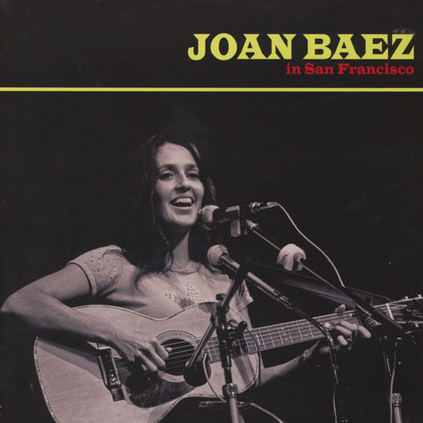 Joan Baez - In San Francisco