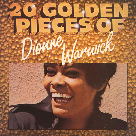 Dionne Warwick - 20 Golden Pieces