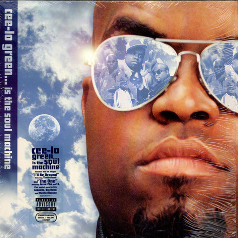 Cee-Lo - Cee-Lo Green... Is The Soul Machine