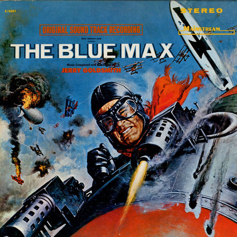 Jerry Goldsmith - OST The Blue Max