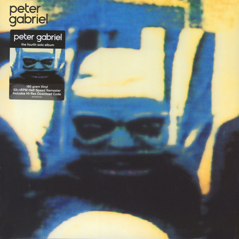 Peter Gabriel - Peter Gabriel 4: Security Half-Speed Master Edition