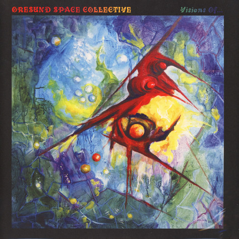Oresund Space Collective - Visions Of... Colored Vinyl Edition