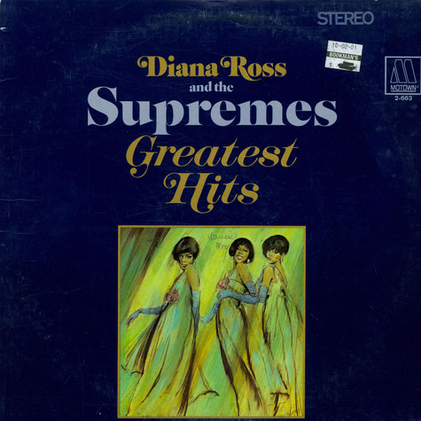 Diana Ross And The Supremes - Greatest Hits