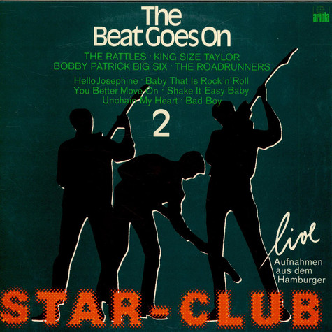"V.A. - The Beat Goes On Vol. 2 ""Star-Club Live"""