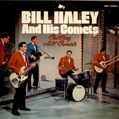 Bill Haley And His Comets - Calling All Comets