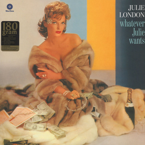 Julie London - Whatever Julie Wants