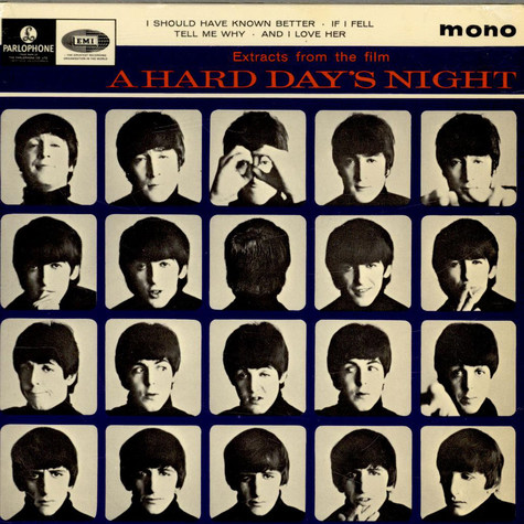 Beatles, The - Extracts From The Film A Hard Day's Night