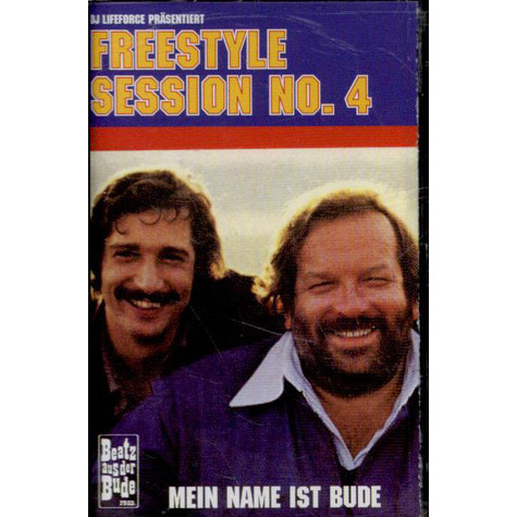 DJ Lifeforce - Freestyle Session No. 4 - Mein Name Ist Bude