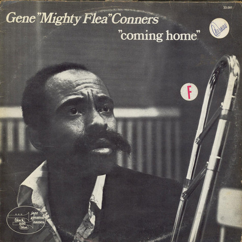 "Gene ""Mighty Flea"" Conners - Coming Home"