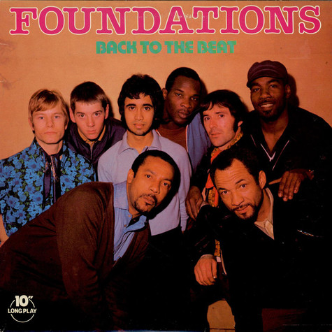 Foundations, The - Back To The Beat