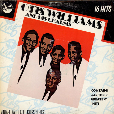 Otis Williams & The Charms - 16 Hits - Contains All Their Greatest Hits