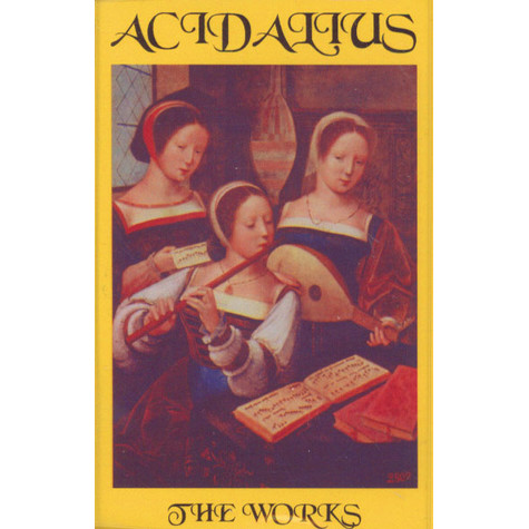 Acidalius - The Works