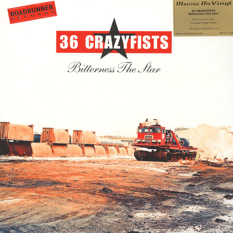 36 Crazyfists - Bitterness The Star Black Vinyl Edition