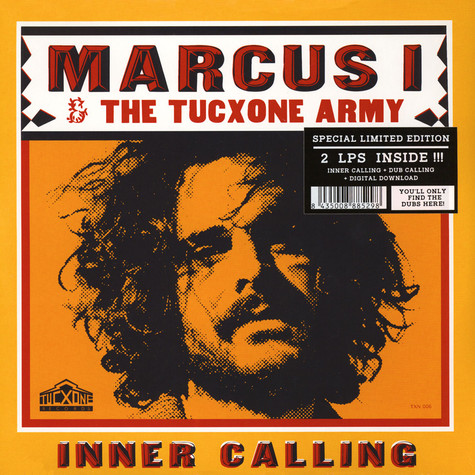 Marcus I & The Tucxone Army - Inner Calling